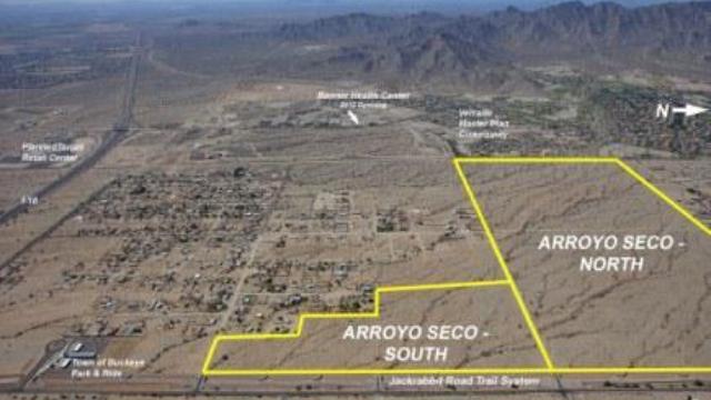 Arroyo Seco - South