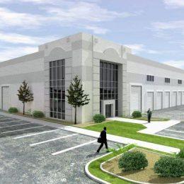 Euclid Logistics Center
